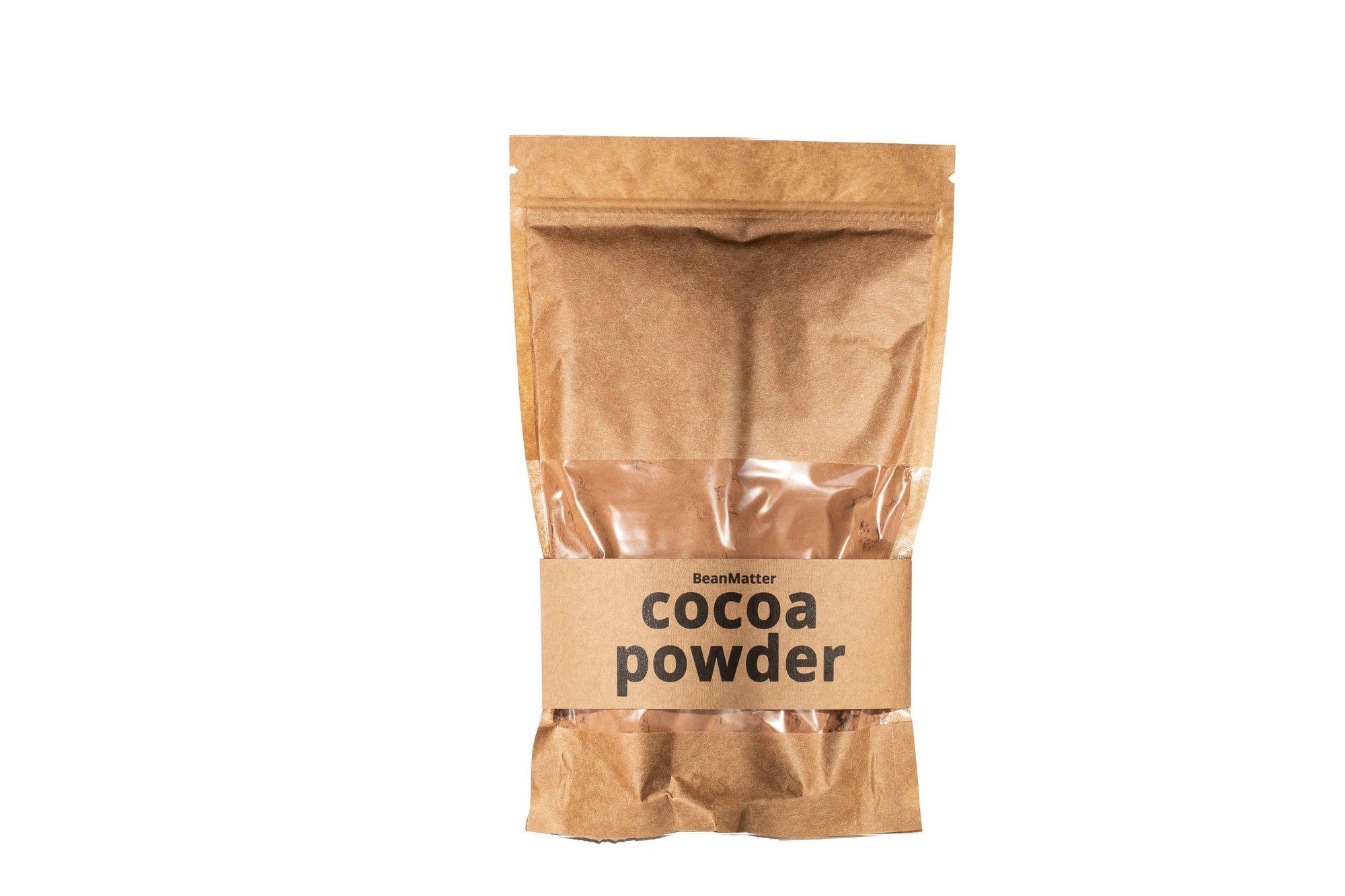 Cacao Cocoa Powder Natural 10/12% 200g Arriba Ecuador