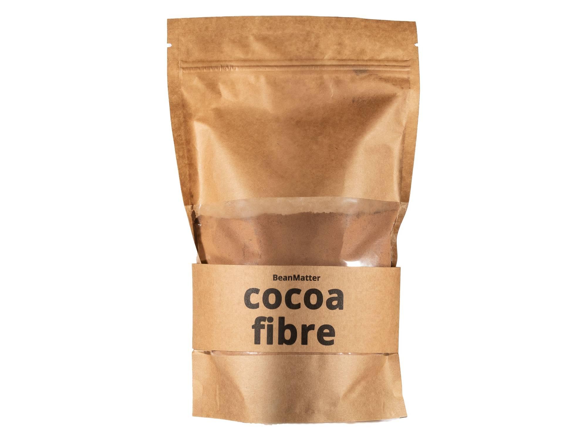 Naturalny Błonnik kakaowy z łuski bezglutenowy 500g