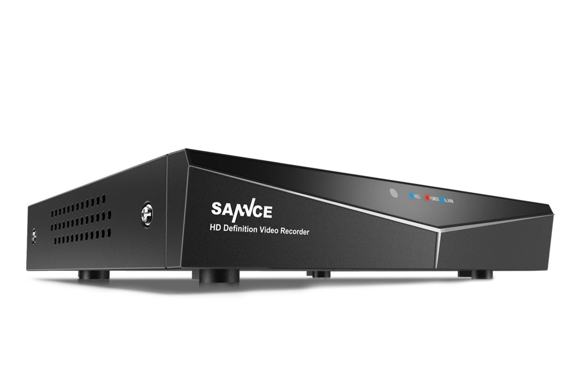 Rejestrator / DVR Sannce N44PBD1T HD HDMI NVR xPOE